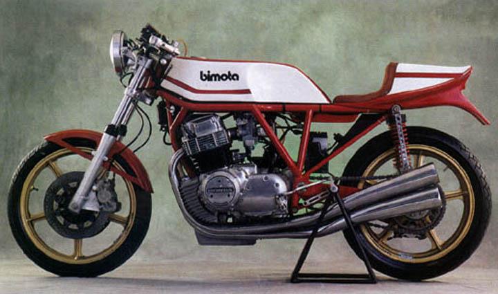 Bistrot Racer Bimota_complete
